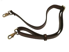 SPARE SHOULDER STRAP FOR shotgun slip, spare strap, Clip on, PU leather strap