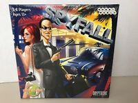 Spyfall Party Card Game Brand NEW Sealed Cryptozoic   Entertainment 2014