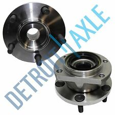 2 REAR Grand Caravan Voyager Town & Country Wheel Hub and Bearing Assembly AWD