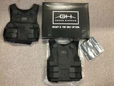NEW-GH Armor Body Armor Bullet Proof Vest II (LiteX-II-M-2-2XLRB) !!! $CHEAP$ !