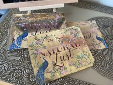 AUTHENTIC $59 Too Faced Natural Lust Naturally Sexy Eyeshadow Palette NEW IN BOX
