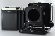 【Super Rare Mint】 Toyo Fierd 45 A II L 4x5 Camera w/ Holder x4 from Japan #492