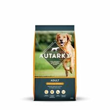 More details for autarky adult dry chicken dog food healthy skin coat hypo allergenic 2kg