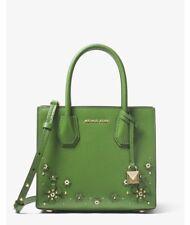 MICHAEL MICHAEL KORS Mercer Floral Embellished Leather Crossbody $278