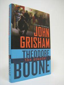 Theodore Boone: The Scandal by John Grisham (2016, Hardcover) 1st Printing