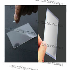 "2x 4.8"" inch OCA OPTICAL CLEAR ADHESIVE D-SIDE LAMINA COLLA UV for SAMSUNG S3"