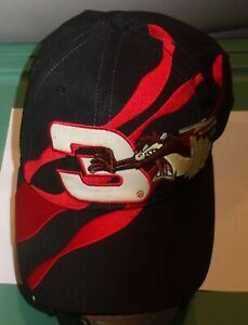 Vintage 90s Chase Authentics Dale Earnhardt Sr. 3 Taz Snapback Hat