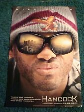 HANCOCK - MOVIE POSTER WITH WILL SMITH