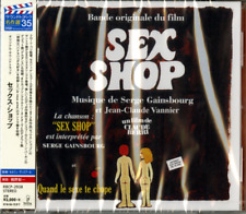 OST-SEX-SHOP / JE VOUS AIME-JAPAN CD E25