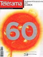 Telerama   N°3155   3 Juil 2010 :60 ans avec starck