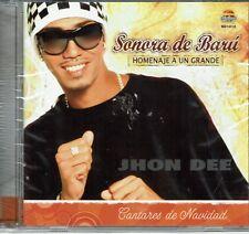 Sonora de Baru Homenaje a un Grande Cantares de Navidad  BRAND NEW SEALED CD