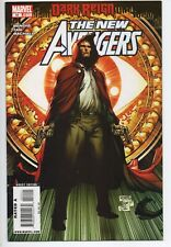 New Avengers 52 Marvel 2009