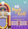 40 Rock N Roll Favourites - 2 CD SET - BRAND NEW SEALED GREATEST VERY BEST OF