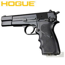Hogue Browning Hi-Power Grip w/ Finger Grooves 09000 Fast Ship