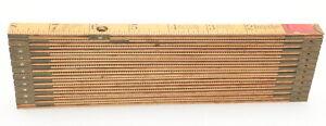 Vintage 6' Interlox No. 106 Master Slide Rule (INV L421)