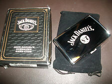 Jack Daniels Metal Oversized Business Credit Card Case Free P+P