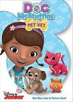 Doc McStuffins: Doc Pet Vet [New DVD] Dolby, Dubbed, Subtitled
