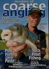 Masters of Course Angling. Pole Fishing With Paste. Stick float Fishing