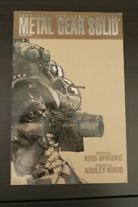 METAL GEAR SOLID TACTICAL ESPIONAGE ACTION VOLUME 2 TPB IDW COMICS VERY RARE OOP