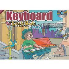 Keyboard For Little Kids Learn How to Play Piano Tutor Book For Young Beginners