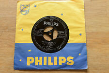 DORIS DAY Whatever will be, will be rare  7'' inch single Philips 321 913 BF