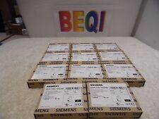 SIEMENS 5SJ4-105-7HG40 Miniature Circuit Breaker 240V  0,5A, 1P NIB Lot of 11