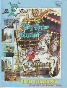 "The ""E"" Ticket Magazine  # 35, 36 & 37  (2001-2002)"