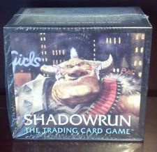 FASA  Shadowrun Trading Card Game Booster Box Sealed 1997