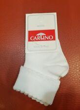 Cotton Socks Baptism italian Christening 0-3 month