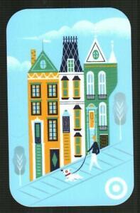 TARGET San Francisco Painted Ladies 2019 Gift Card ( $0 ) [ 2652 ]