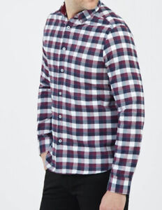 New Mens Mish Mash Brompton Check Shirt Size M £19.99 or best offer RRP £45