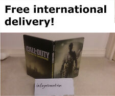 Call of Duty Infinite Warfare steelbook CASE ONLY Xbox One PS4 DVD Metal Pak G2