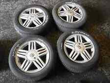 Renault Megane  Scenic 2003-2009 Reinastella Alloy Wheel Set X4 16inch 4/5