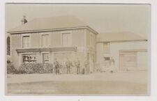Hampshire postcard - Post Office, Sarisbury Green, nr Fareham - RP - P/U 1908