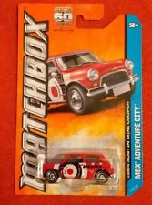 Matchbox 1964 Austin Mini Cooper Red Free US Shipping