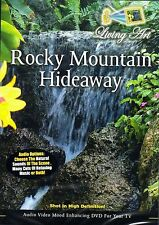 Living Art ROCKY MOUNTAIN HIDEAWAY: VIRTUAL WATERFALL MOOD ENHANCING RELAXATION