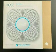 Nest Protect - Smoke and Carbon Monoxide Alarm (2nd Gen) - S3000BWES