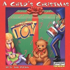 A Child's Christmas with Tom Paxton (featuring Marvelous Toy) Paxton, Tom Audio