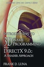 Introduction to 3D Game Programming with Direct X 9.0c: A Shader Approach (Word