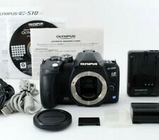 Olympus EVOLT E-510 10.0mp Digital Camera with Battery charger from Japan EXC+++