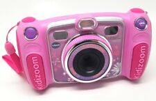 VTech Kidizoom DUO Camera - Pink BROKEN