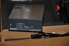 Extron FOX 2G Tx AV SM (60-941-12) Fiber Optic Transmitter for Video Audio and