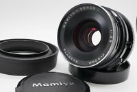 [MINT w/ Hood] Mamiya Sekor C 90mm f/3.8 MF Lens For RB67 Series From Japan