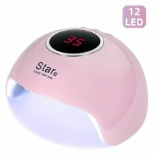 Nail Dryer UV LED Lamps Manicure Nail Drying Auto Sensor Gel Ice Nails Art Tools