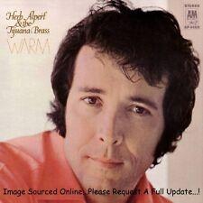 HERB ALPERT & the TIJUANA BRASS Warm (1969 U.S. 10 Track White Label Promo LP)