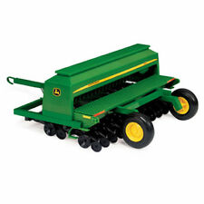 NEW John Deere 1590 Grain Drill 1/16 Scale Die-Cast & Plastic (TBE45430)