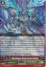 CARDFIGHT VANGUARD CARD: HOLY DRAGON, BRAVE LANCER DRAGON - G-CHB01/001EN GR