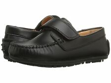 Umi Kids Samuel Lether Loafers Mocassins Shoes Size 12 Kids US (Eur 30) NIB
