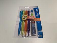 Papermate Quick Flip Mechanical Pencils 07mm 4 Pack