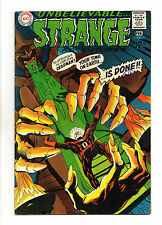 Strange Adventures Vol 1 No 216 Feb 1969 (VFN)DC, Feat: Deadman, Neal Adams Art